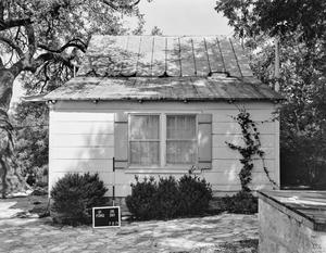 Primary view of object titled '[Barry House]'.