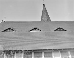Primary view of object titled '[Saint James Episcopal Church]'.