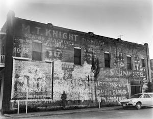 Primary view of object titled '[Rainey-Yeager-Knight Building, (North facade)]'.