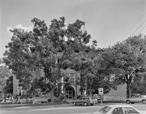 Primary view of [Hays County Courthouse, (North)]