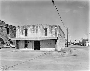 Primary view of object titled '[Lockett-Reed Building, (South oblique)]'.