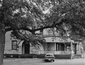 Primary view of object titled '[Allen Paul House]'.