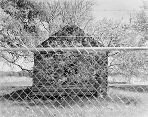 Primary view of object titled '[Kyle Log Cabin]'.