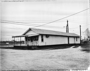 Primary view of object titled '[Grossger-Gau House, (Southeast oblique)]'.