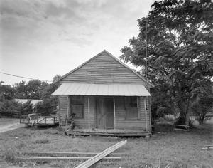 Primary view of object titled '[Boggess Store]'.