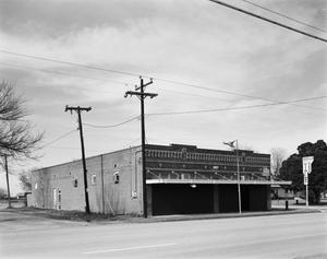 Primary view of object titled '[Robert Brtzke General Store]'.