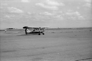 Primary view of object titled '[Civil Air Patrol Plane]'.