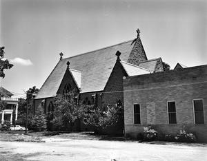 Primary view of object titled '[Saint John's Episcopal Church]'.