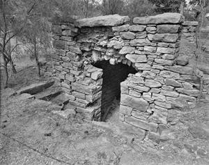 Primary view of object titled '[Tom Matlock Storm Cellar]'.