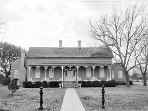 Primary view of object titled '[Northwest Faison House]'.