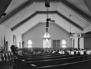 Primary view of object titled '[Antioch Baptist Church]'.