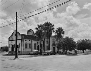 Primary view of object titled '[Southern Pacific Railroad Depot]'.