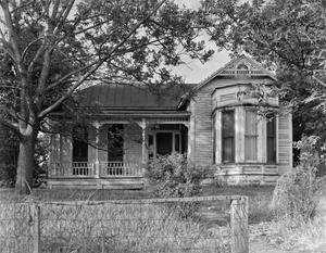 Primary view of object titled '[Historic Property, Photograph THC_12-0097]'.