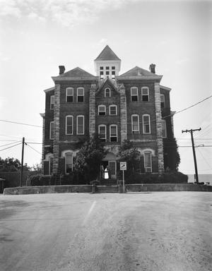 Primary view of object titled '[Grimes County Courthouse]'.