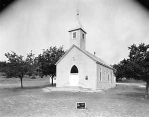 Primary view of object titled '[Saint Paul's Lutheran Church]'.