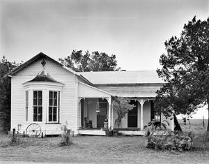 Primary view of object titled '[Historic Property, Photograph THC_11-1532]'.
