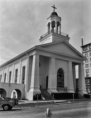 Primary view of object titled '[First Methodist Church]'.