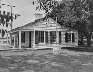 Primary view of object titled '[Kellum Noble House]'.