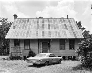 Primary view of object titled '[Mayes House, (North elevation)]'.