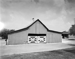 Primary view of object titled '[Stock Barn]'.