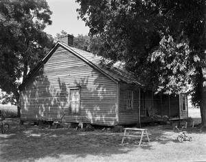 Primary view of object titled '[Thomas McKee Ellis House]'.