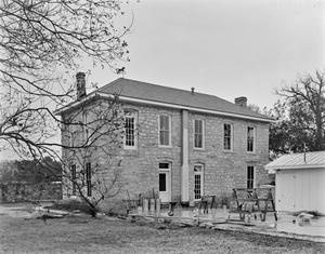Primary view of object titled '[G. Dickey (Patterson) House, (Northwest oblique)]'.
