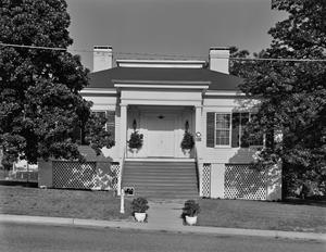 Primary view of object titled '[Magnolia Hall, (East elevation)]'.