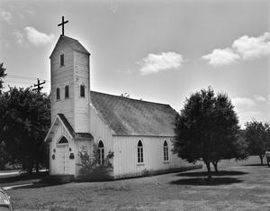 Primary view of object titled '[Calvary Episcopal Church]'.