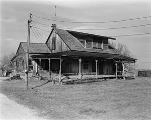 Primary view of object titled '[August Glenewinkel Residence]'.