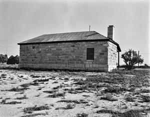 Primary view of object titled '[Guard House, (South elevation)]'.