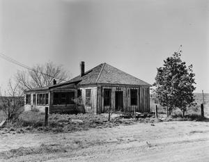 Primary view of object titled '[Reynold's Company House #1]'.