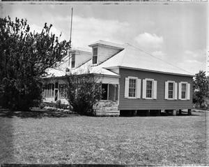 Primary view of object titled '[Convey House, (Southeast)]'.