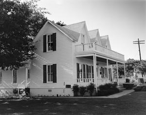 Primary view of object titled '[Eisenhower Birthplace]'.