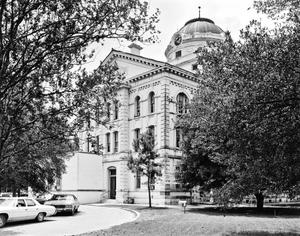 Primary view of object titled '[Colorado County Courthouse, (Northeast oblique)]'.