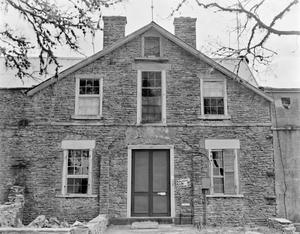Primary view of object titled '[Henry L. Kreische Brewery and House]'.