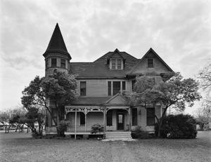 Primary view of object titled '[Frank B. Davidson House, (North elevation)]'.