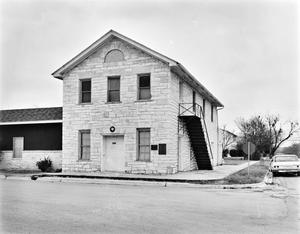 Primary view of object titled '[Logan Vandeveer Building, (South oblique)]'.