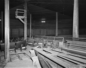 Primary view of object titled '[Waxahachie Chantauqua Auditorium]'.