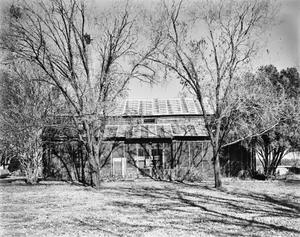 Primary view of object titled '[Forrest Hill Plantation House]'.