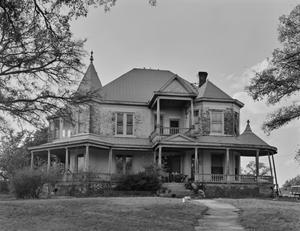 [Officer's Quarters, (East elevation)]