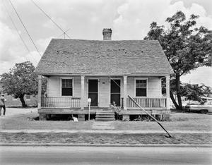Primary view of object titled '[Carrie Nation's Boarding House, (South elevation)]'.