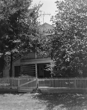 Primary view of object titled '[Boggess House]'.
