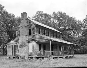 Primary view of object titled '[White House, (South elevation)]'.