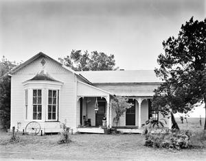Primary view of object titled '[Historic Property, Photograph THC_11-1528]'.