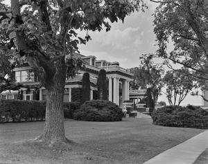 [Landergin House, (Southeast oblique)]