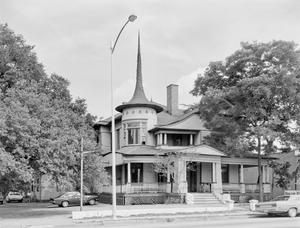 Primary view of object titled '[Hallie Pritchard House (Allen Paul House)]'.