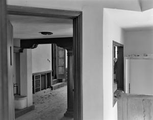 Primary view of object titled '[Sewell House, (Northeast wing (interior))]'.