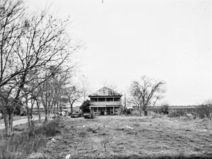 Primary view of object titled '[Booth House, (Northeast facade)]'.