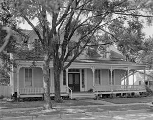 Primary view of object titled '[Perkins House, (South elevation)]'.