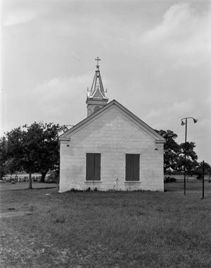Primary view of object titled '[Saint John Lutheran Church]'.
